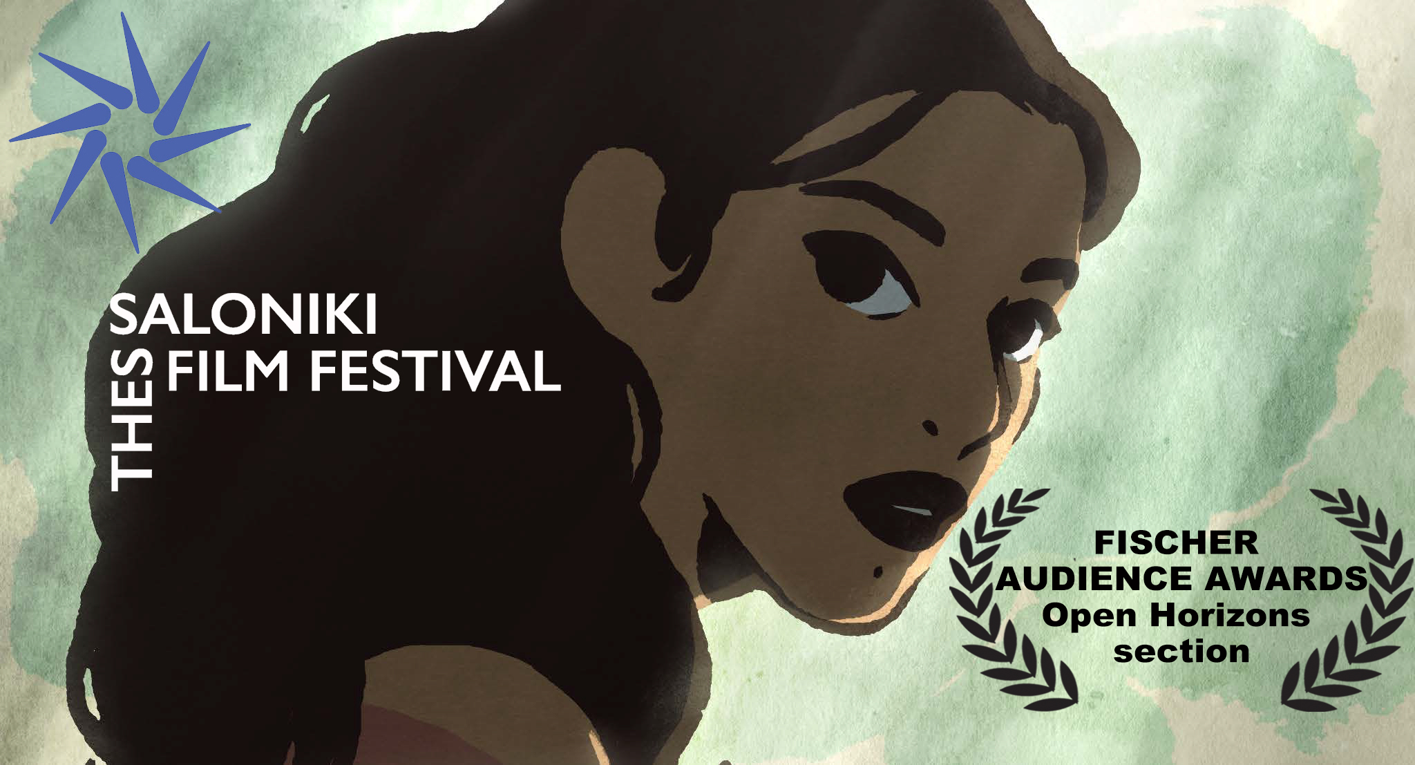THE SWALLOWS OF KABUL wins the FISCHER AUDIENCE AWARDS @ Thessaloniki International Film Festival